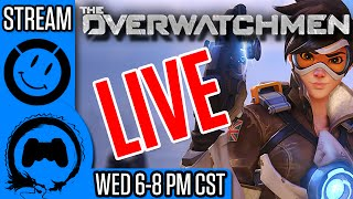 OVERWATCH LIVE MULTICAM - Part 1 - The Overwatchmen