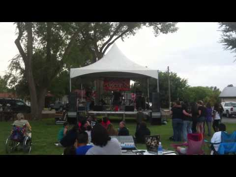 "Kingdoms Fall ""Gone"" - Cahoon Park 8-1-14"