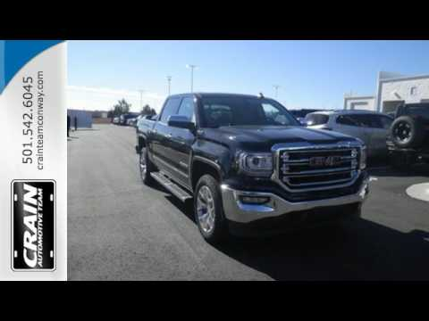 Crain Gmc Conway >> New 2017 GMC Sierra 1500 Conway AR Little Rock, AR #7GT9573 - SOLD - YouTube