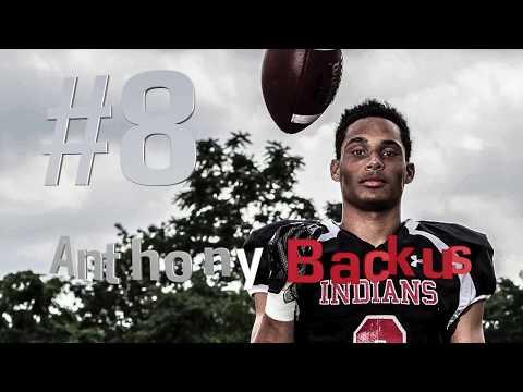 Anthony Backus - Senior Video