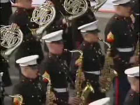 U.S. Marine Corps Marching Band - 2008 Rose Parade