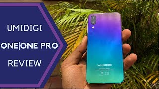 Umidigi One | One Pro Unboxing and Review