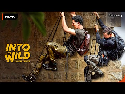 Into The Wild With Bear Grylls And Akshay Kumar   Sizzle   Premieres 14 September 8 PM