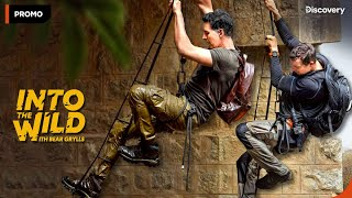 Into The Wild With Bear Grylls And Akshay Kumar | Sizzle | Premieres 14 September 8 PM