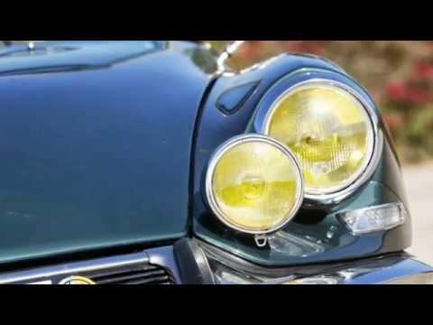 1966 Citroen DS21 Decapotable by Henri Chapron