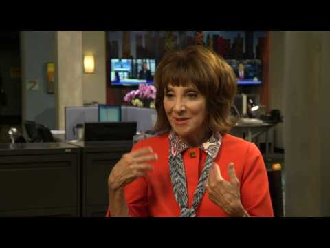 Great News: Series Premiere || Andrea Martin Interview || SocialNews.XYZ