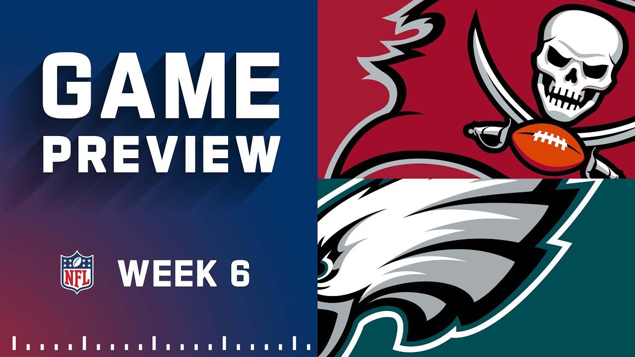 Tampa Bay Buccaneers vs. Philadelphia Eagles: Win $25000 for ...
