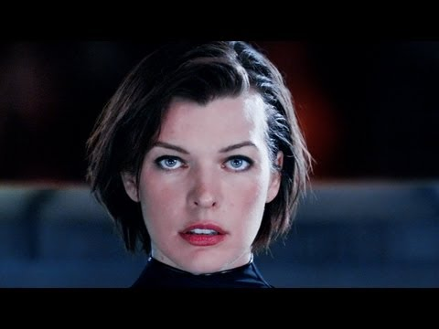 RESIDENT EVIL 5 Retribution Trailer - 2012 Movie - Official [HD]