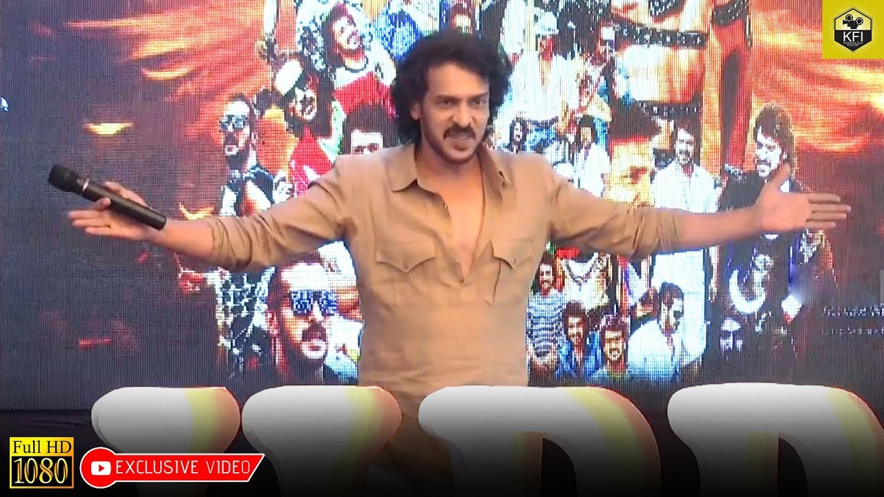 Real Star Upendra Birthday Celebration Video | Upendra 50th Birthday |  #Upendra Birthday 2018