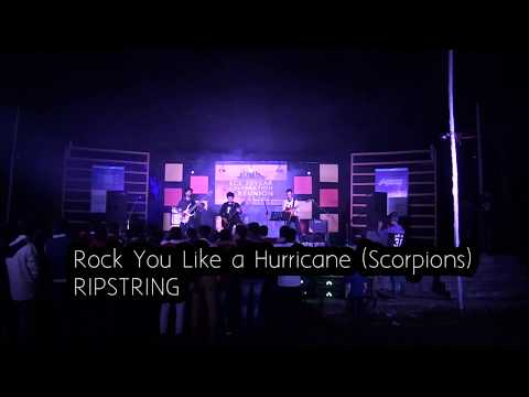 Rock You Like a Hurricane (Scorpions Cover) | RIPSTRING | ECE Reunion 2018 | Khulna University