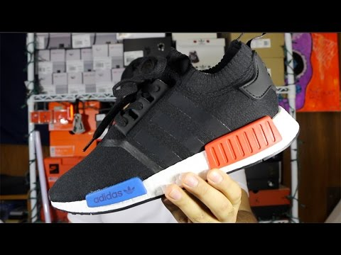 """Adidas NMD R1 PK """"OG"""" 2017 Review + On Foot!"""