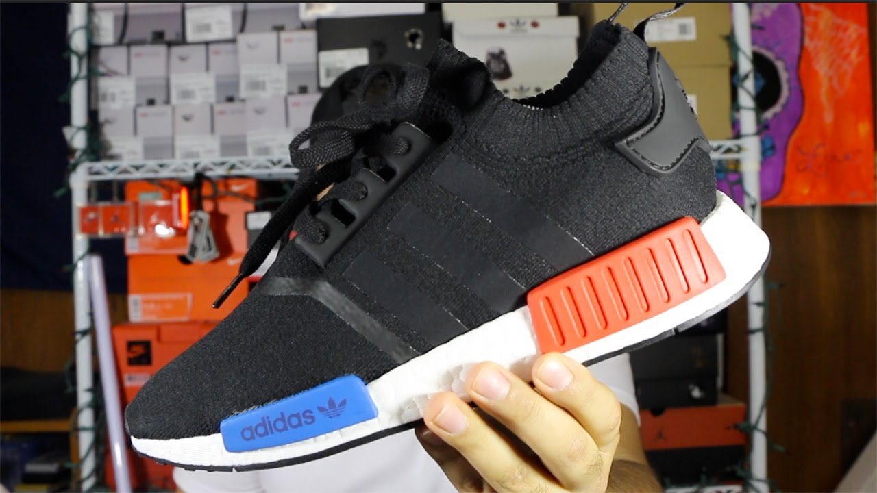17e6ab800 Cheap Adidas NMD R1 OG Running Shoes Sale 2017