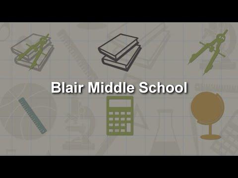 Blair Middle School