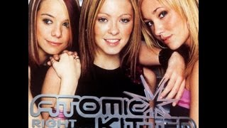 Whole Again - Atomic Kitten (lyrics)