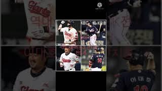 4타자 연속홈런(역대 1~3호)