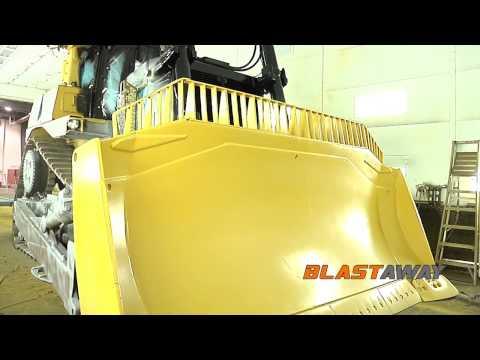 Blastaway Enterprises Ltd. Sandblasting & Painting, Grande Prairie AB