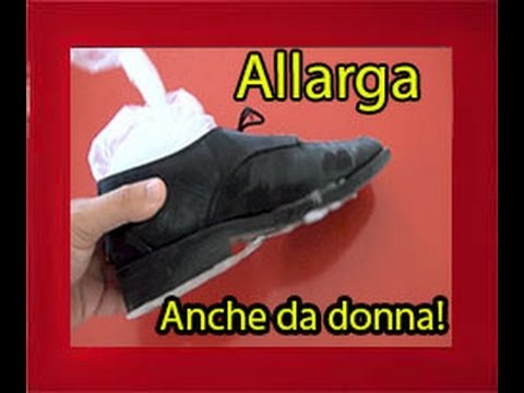 Con Come Enlarge To Shoes Ghiaccio Your How Scarpe Le Allargare Il ZUwU46q