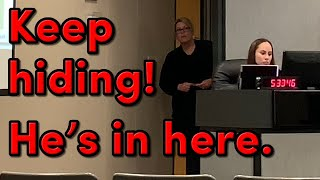 Government Shuts Down Early To Hide From Citizens Rosenberg Tx Open Records Audit Part 2
