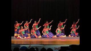 Shubh Din. Choreography:Padmini Lakshmin. Glimpses 2018