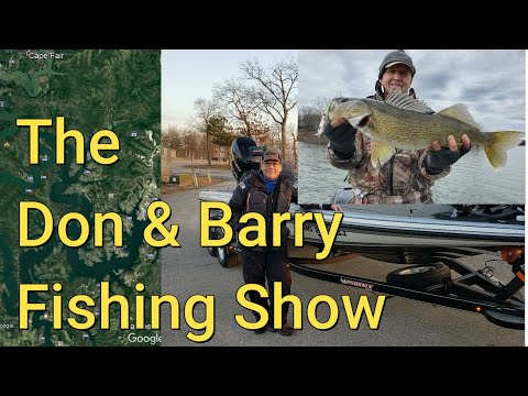 Don And Barry Fishing Show - Table Rock Lake - Feb 16 2020