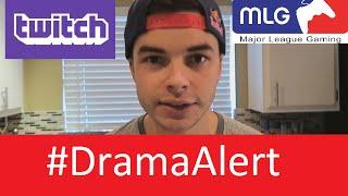 OpTic Nadeshot   Twitch Vs MLG #Drama.