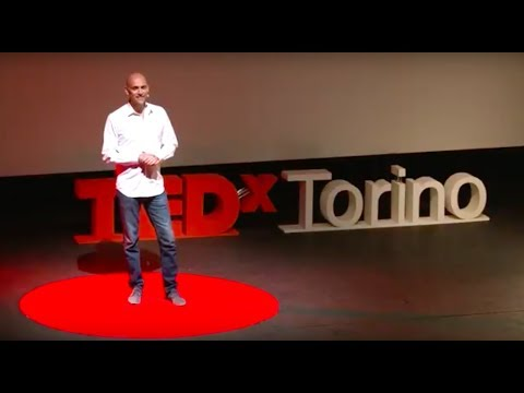 A Sahel Ouvert: is it possible Development through culture in Africa? | Xavier Simonin | TEDxTorino