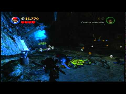 Lego Pirates of the Caribbean Walkthrough 4-5 The Fountain of Youth