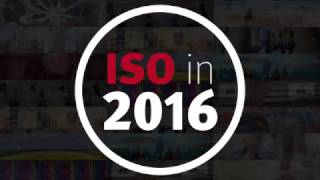 What a year! ISO in 2016