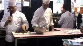 Uno spettacolo di pasticceria: Iginio Massari - Host 2011 - PRIMA PARTE