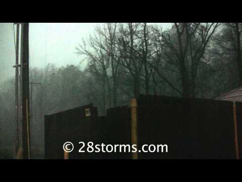 12-31-10 Near Jackson, Mississippi Tornado