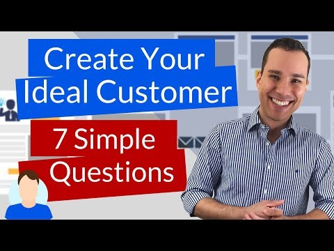 Customer Avatar Tutorial - 7 Questions To Create Your Ideal Customer Avatar For Your Business