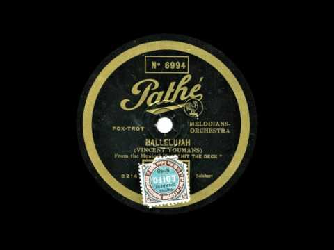 HALLELUJAH - Sid Phillips Melodians