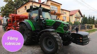 """O:25"""" kamerzysta na plecach. Traktor na pół"""