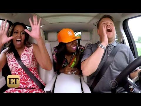 'Carpool Karaoke': Michelle Obama Slays an Epic Throwback Rap With Missy Elliott!