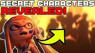 SECRET CHARACTERS REVEALED - Super Smash Bros for Nintendo Switch