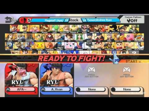 FD2 Smash 4: TUCSON VS FLAGSTAFF CREW BATTLE