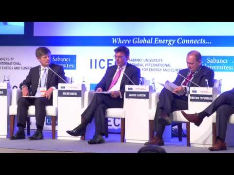 IICEC 5th International Energy Forum - Panel I - Oil & Gas I