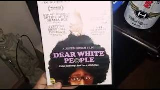 Dear White People -Drunk Movie Review