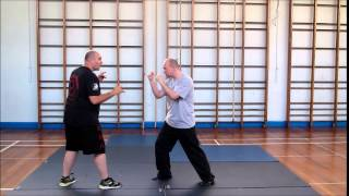 Rider Martial Arts - Lead Leg Front Kick Outtake