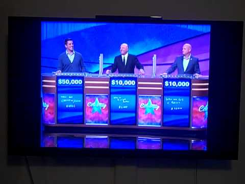 JEOPARDY DVD HOME GAME SYSTEM, NEW 2007 - TRIVIA ...