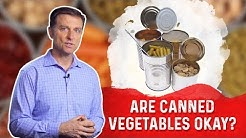 What About Canned Vegetables on Keto?