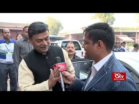 RSTV speaks to R K Singh | Interim Budget 2019