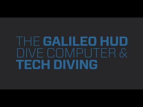 Galileo HUD | 4.1 GF Algorithm on the SCUBAPRO Galileo HUD Handsfree Dive Computer