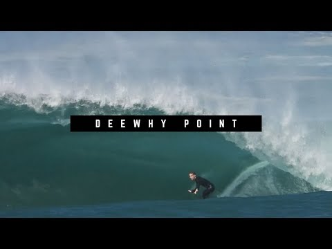 DEEWHY POINT PUMPING!!! 7/5/19