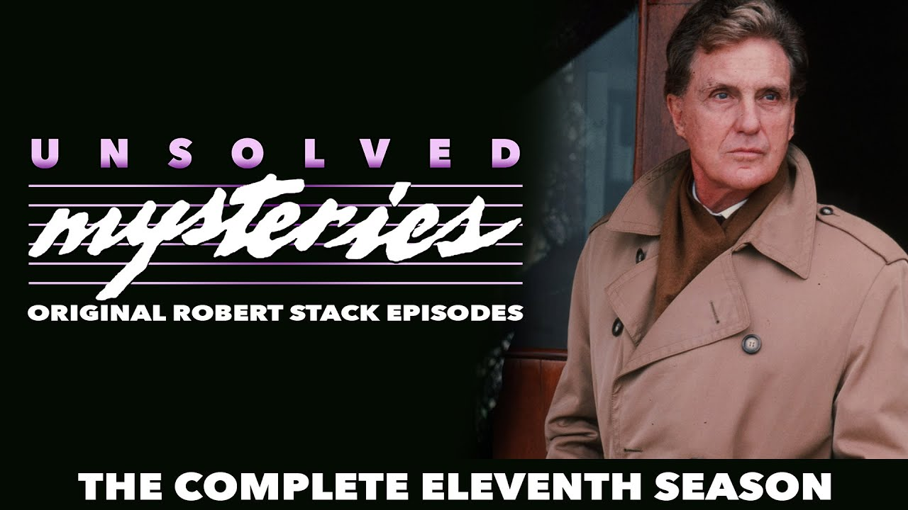 Download Unsolved Mysteries with Robert Stack - Season 11, Episode 1 - Updated Full Episode