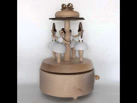 Wooderful Life Music Box - Ballerina