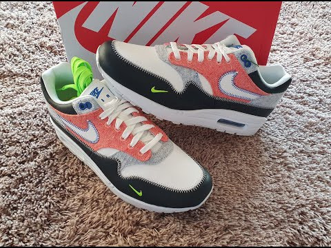 Air Max 1 'Recycled White'