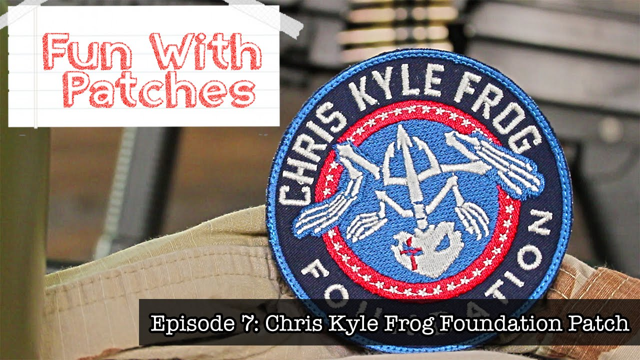 Kris kyle patch
