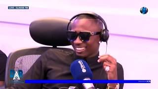 LIVE: Vanessa ndio aliyetaka tuvunje mahusiano/Napenda kuwaona wakifunga ndoa na mchizi wake:Jux