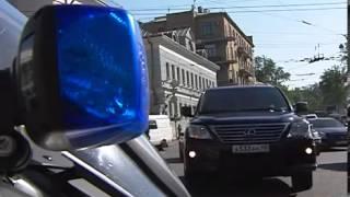 Московский патруль   рейд ФСБ на дорогах Москвы